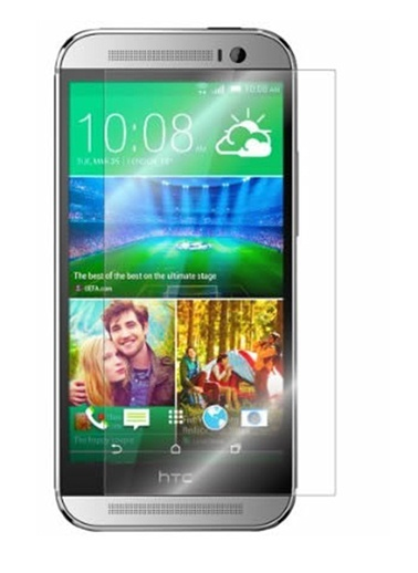 HTC M8 Tempered Glass Çizilmez Cam Ekran Koruyucu -Screen Guard